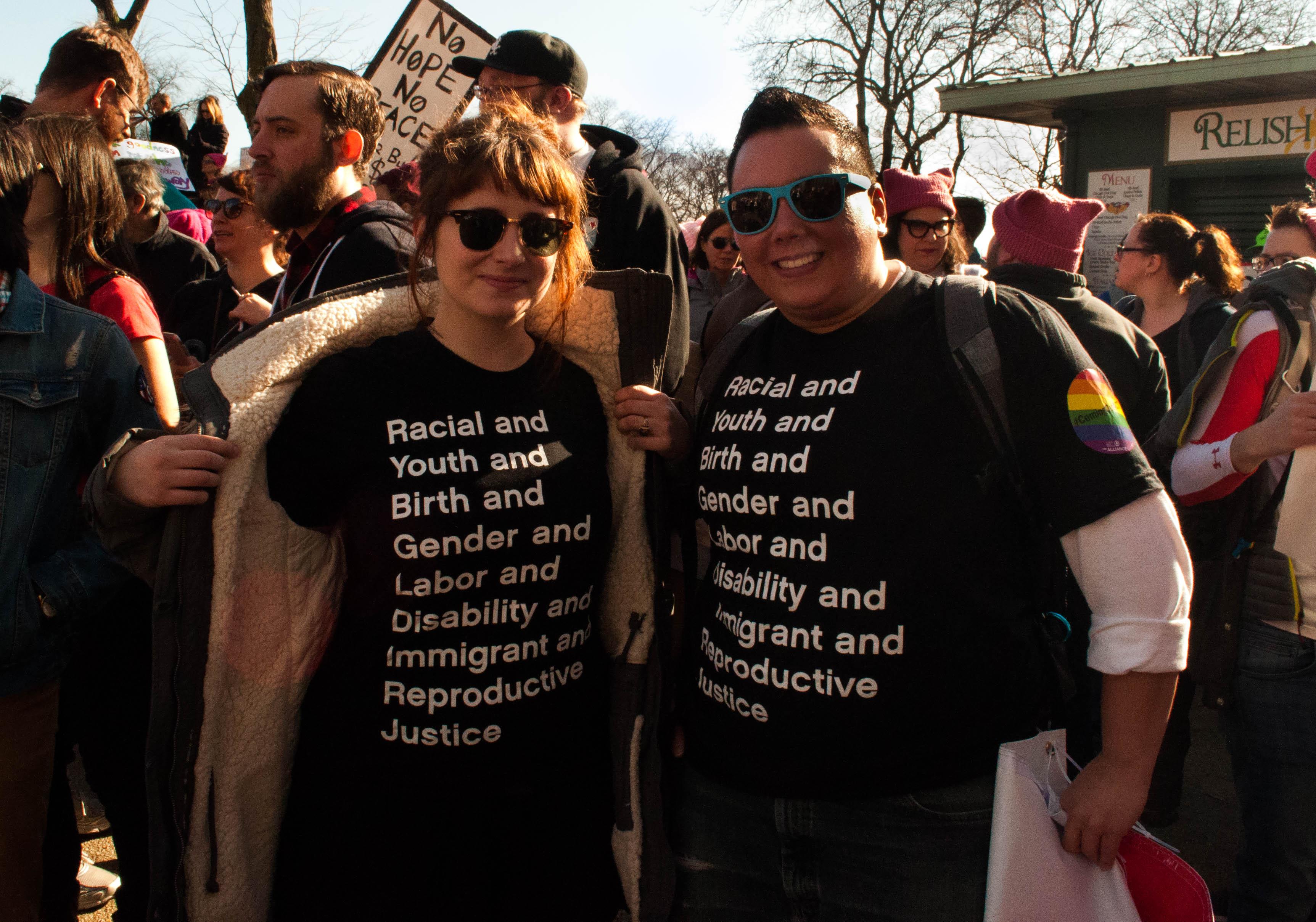 Carly Petrusky(left) (Maxwell Newsom, 14 East)