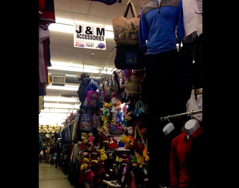 J&M Accessories (Daniel Reyes, 14 East Magazine)