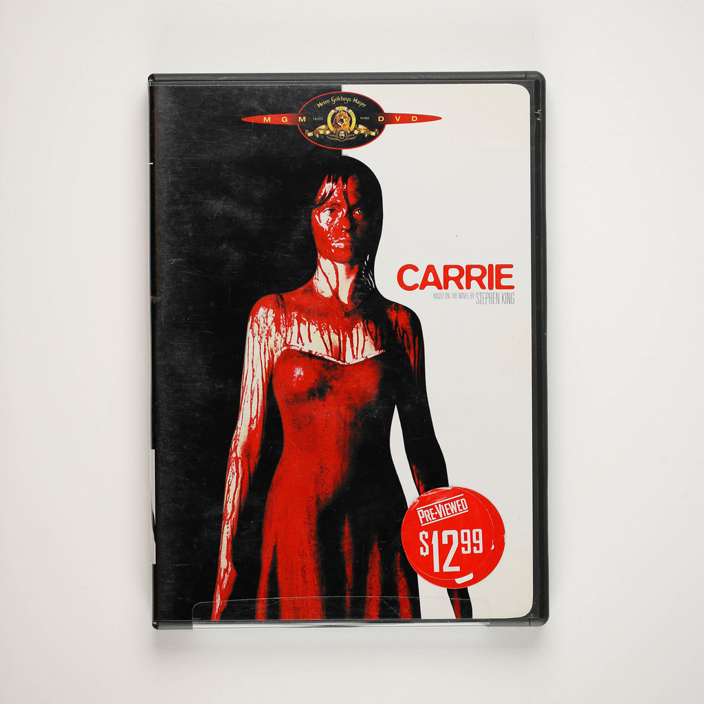 Carrie by Terror on Tape. Creative Commons 2.0 License.