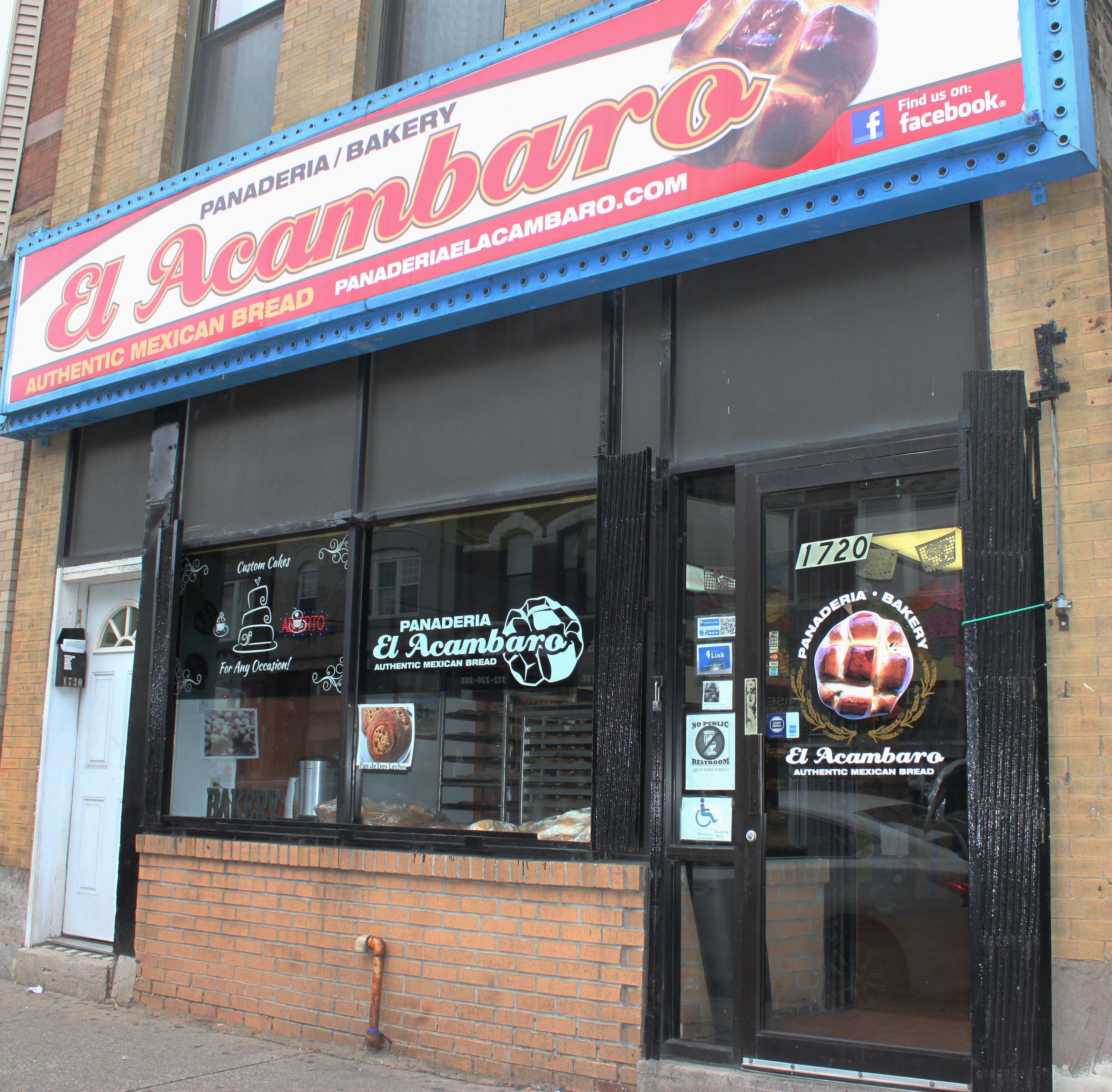 Bakery El Acambaro. (Jocelyne Nunez, 14 East)