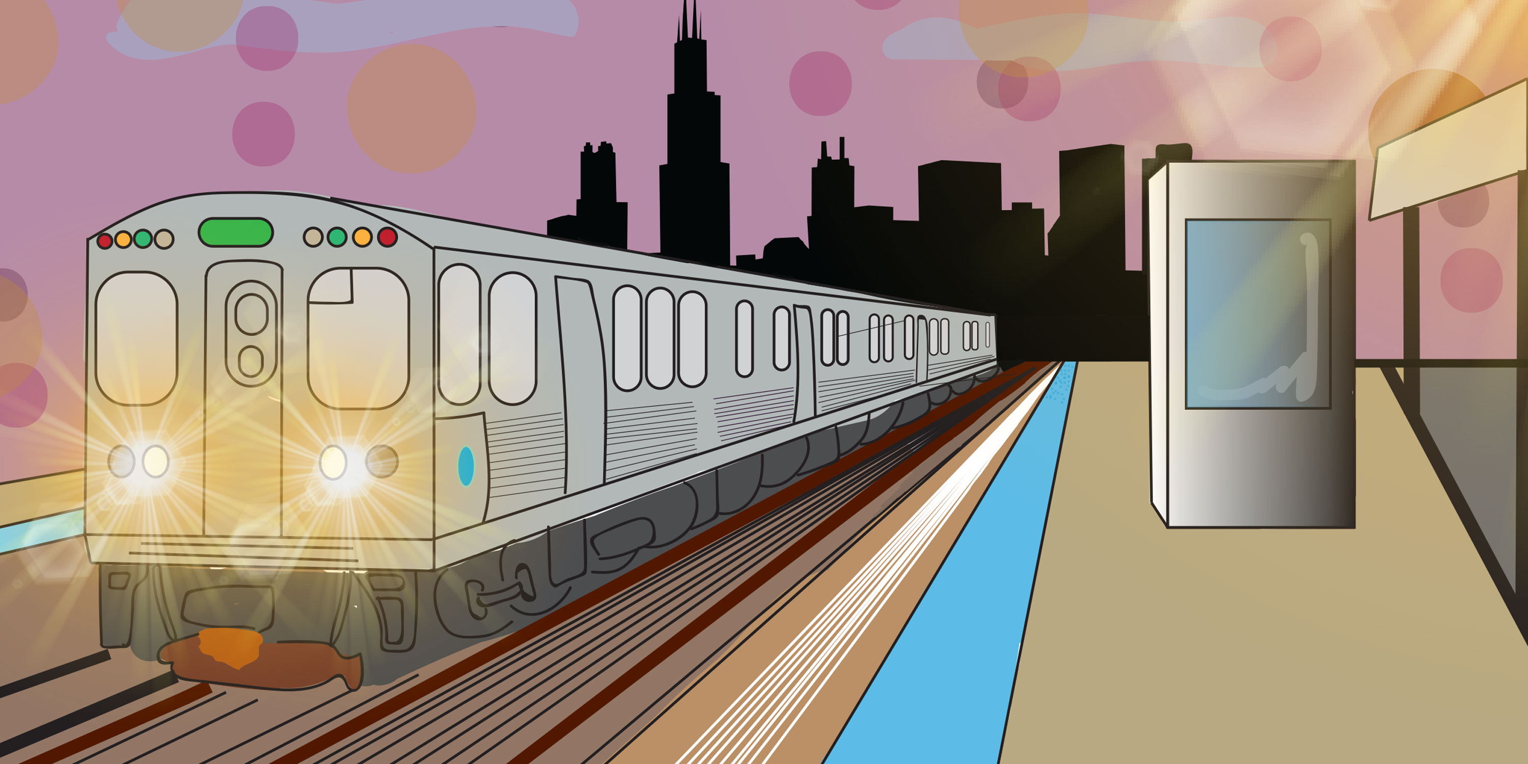 Sexual Harassment on the CTA Appears More Common than