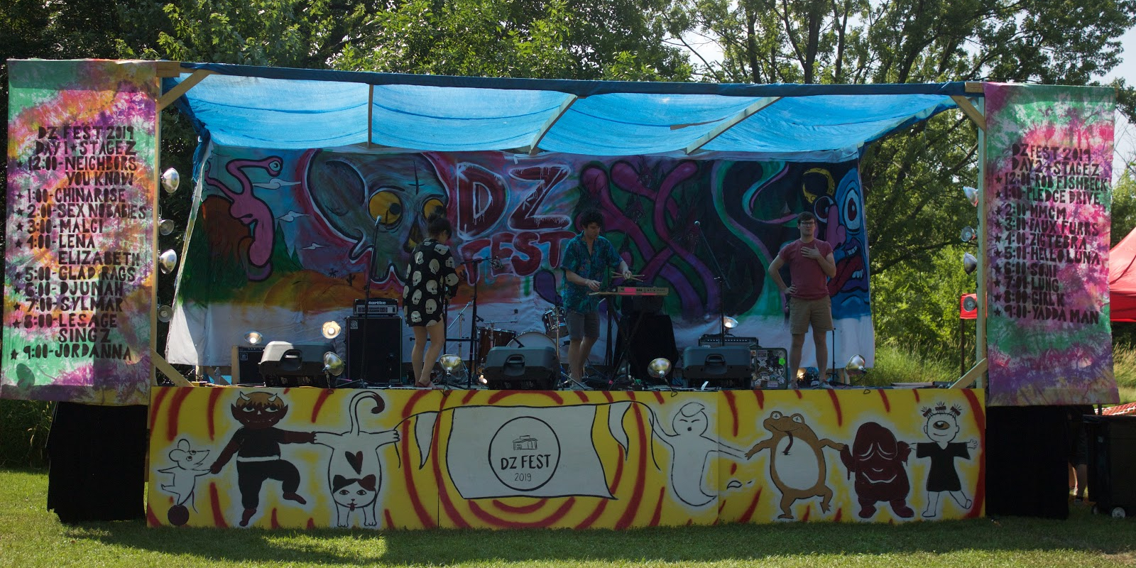 The Music and Magic of DZ Fest – Fourteen East